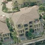 Darren Sharper's House