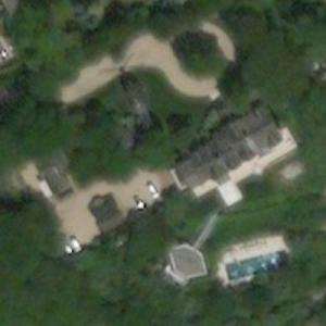 Alfred Shuman's House (Bing Maps)