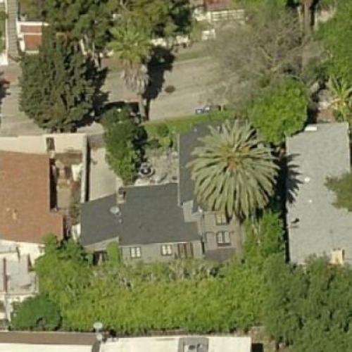 Carmine Giovinazzo's House (Former) (Birds Eye)
