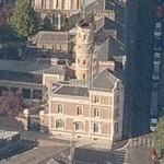 Jules Verne's house (Birds Eye)