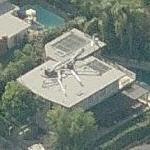 Tricia Helfer's House (former) (Birds Eye)