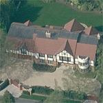 Sir Alex Ferguson's House (Birds Eye)