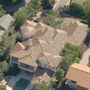 Terry Stiles' House (Birds Eye)