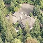 Jay Buhner's house (former) (Birds Eye)