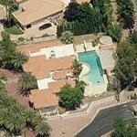 Suge Knight's House (former) (Birds Eye)