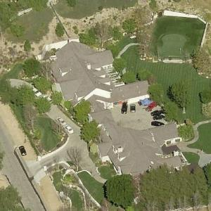 Jennifer Lopez's House (Former) (Bing Maps)