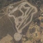 Goodyear Test Track (Bing Maps)