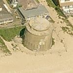 Martello Tower No. 55 (Birds Eye)