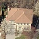 Alonzo Mourning's House (former) (Birds Eye)