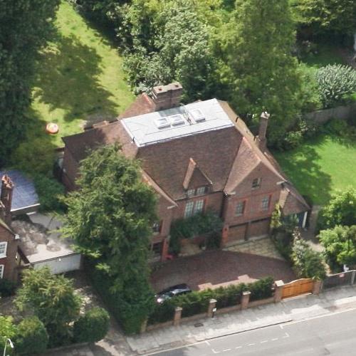 Geri Halliwell S House In London United Kingdom Google Maps