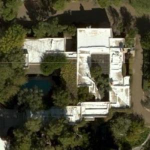 John Paul DeJoria's House (Bing Maps)