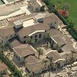 Jeffrey Soffer's house (Birds Eye)