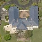 Adriana Lima and Marko Jaric's house (Birds Eye)