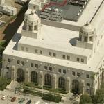 U.S. Post Office - Los Angeles Terminal Annex (Birds Eye)