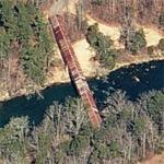Swann Covered Bridge (Birds Eye)