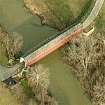 Cumberland Covered Bridge (Birds Eye)