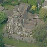Mansion House, Swansea (Birds Eye)