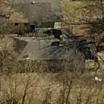 Aretha Franklin's Birthplace Home (Birds Eye)