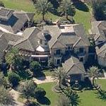 J. Bruce Laughrey's house (Birds Eye)