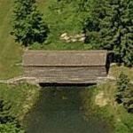 Buck Hill Farm Covered Bridge (Birds Eye)