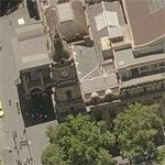 Melbourne Town Hall (Birds Eye)