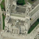 Leeds Civic Hall (Birds Eye)