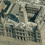 Glasgow City Chambers (Birds Eye)