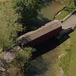 Erb's Covered Bridge (Birds Eye)