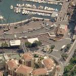 Monaco F1 Grand Prix Pit Lane
