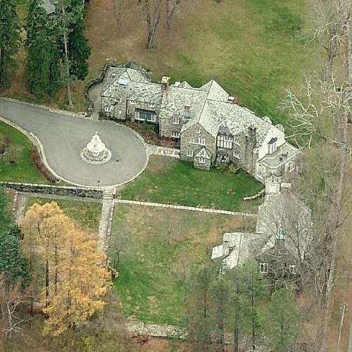 Donald Trump's Seven Springs estate (Birds Eye)