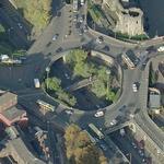 Elevated roundabout (Birds Eye)