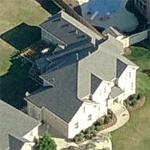 Plaxico Burress' house (Birds Eye)
