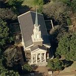 Perkins Chapel (Birds Eye)