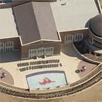 Dedman Recreation Center (Birds Eye)