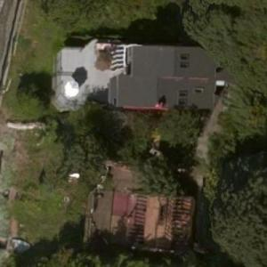 Ann Rule's House (deceased) (Bing Maps)