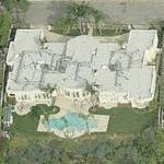 Sultan bin Salman's House (previously owned by Mike Medavoy) (Birds Eye)