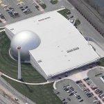 Basketball Hall of Fame (Birds Eye)