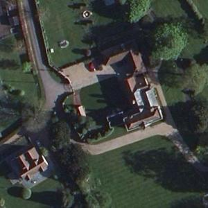 Mark Webber's House (Bing Maps)