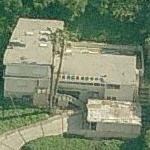 Bret Michael's House (former) (Birds Eye)
