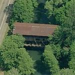 Chambers Covered Bridge (Birds Eye)