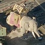 Lucy, the Margate Elephant