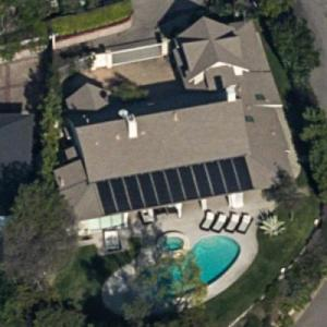 Amaury Nolasco's house (Birds Eye)