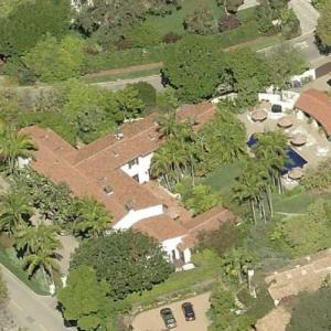 George Lucas's House (Birds Eye)