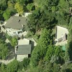 David Lynch's House (Birds Eye)