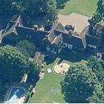 Barry Sheene's House (Former) (Birds Eye)