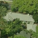 Kristen Stewart's House (Birds Eye)