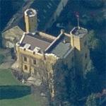 Castle Medinghoven (Birds Eye)