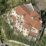 Dorothy Dandridge's house (former) (Birds Eye)