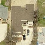 Anderson Varejao's House (Birds Eye)