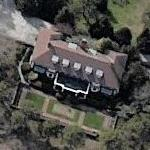 Frank & Jamie McCourt's House (Birds Eye)